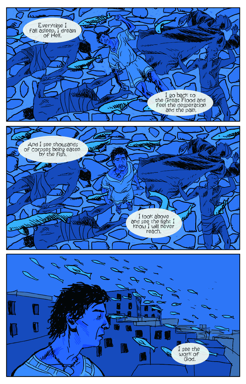 Forty Two Best Horror Comic